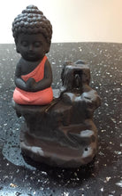 Load image into Gallery viewer, LITTLE BUDDHA BACK FLOW INCENSE BURNER