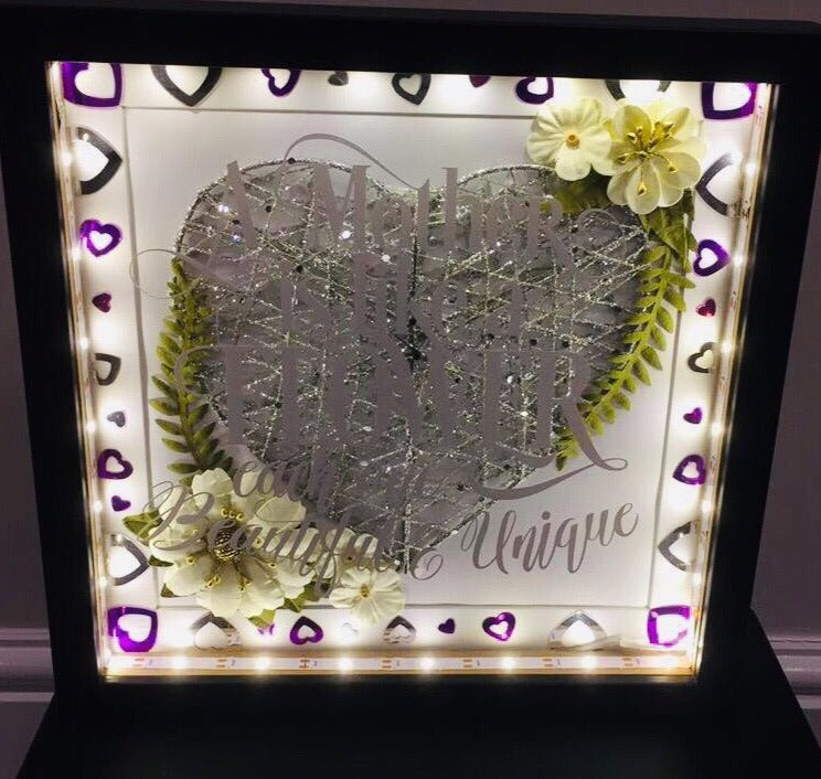 PERSONALISED MOTHER'S DAY FRAME