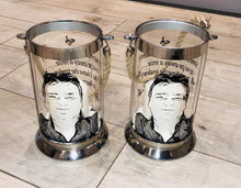 Load image into Gallery viewer, PERSONALISED MEMORIAL MESSAGE IN VINYL LANTERNS