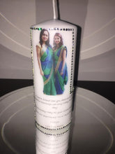 Load image into Gallery viewer, PERSONALISED CANDLE - BIRTHDAY PRINTED PHOTO CANDLE