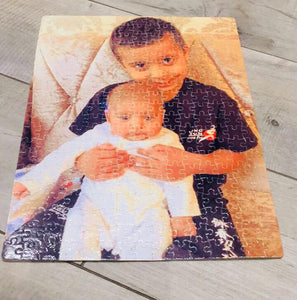 UNIQUE PERSONALISED PHOTO JIGSAW PUZZLE