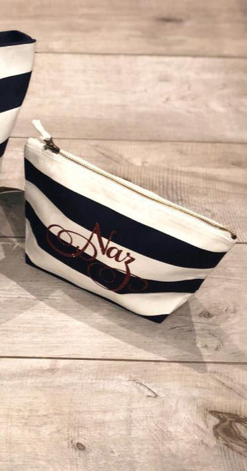 PERSONALISED WESTFORD MILL NAUTICAL ACCESSORY BAG