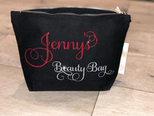 Load image into Gallery viewer, LARGE-PERSONALISED WITH NAME - W540 Make up Case/Pencil Case