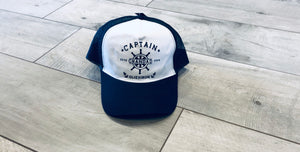 Personalised Captain Cap - BB640