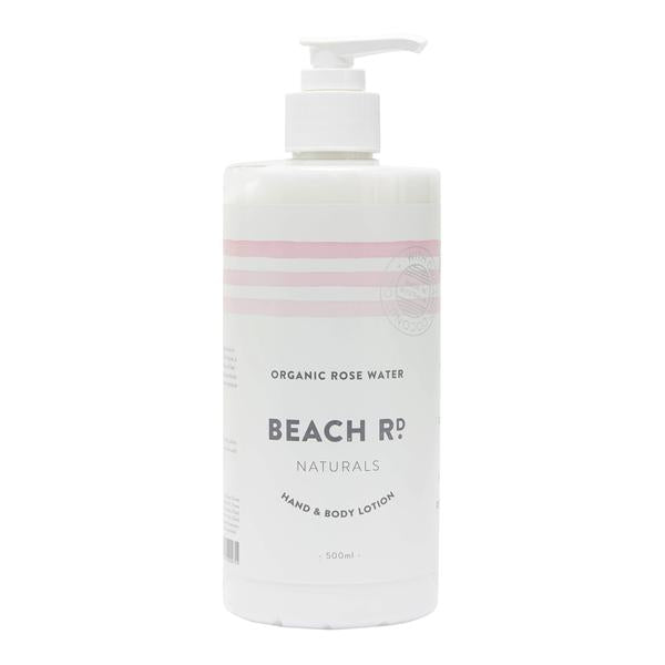 LOTION | ORGANIC ROSE WATER