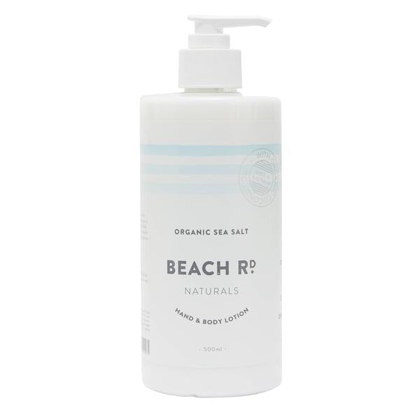 LOTION | ORGANIC SEA SALT
