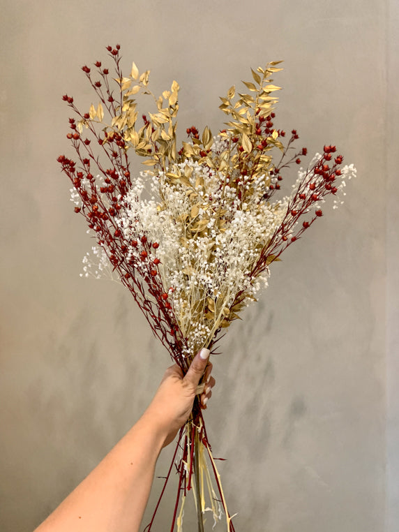 Dried/Preserved Flower Posy #2