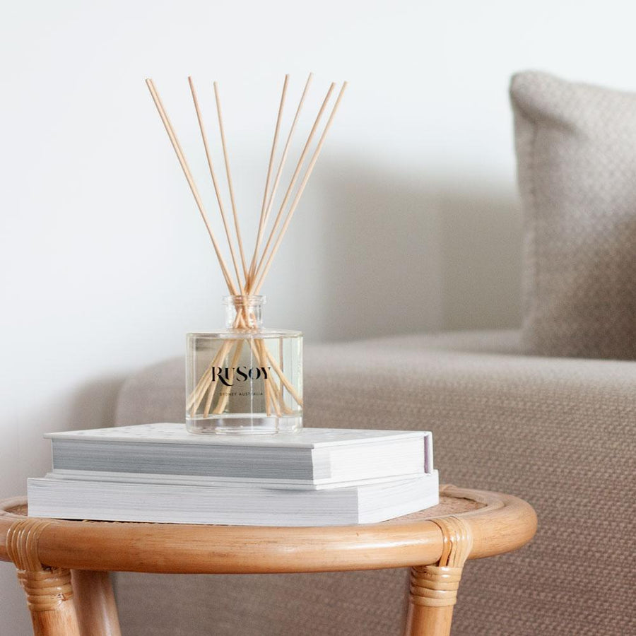 Reed Diffuser - Mimosa and Amber