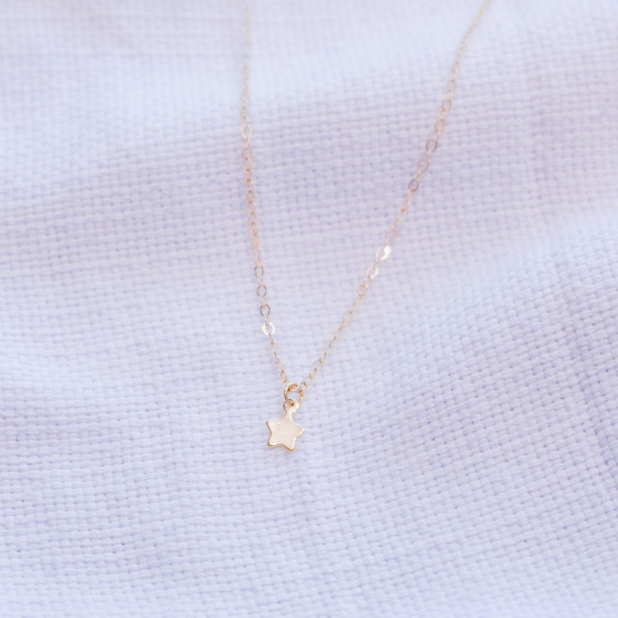 Stellar Necklace - Gold filled