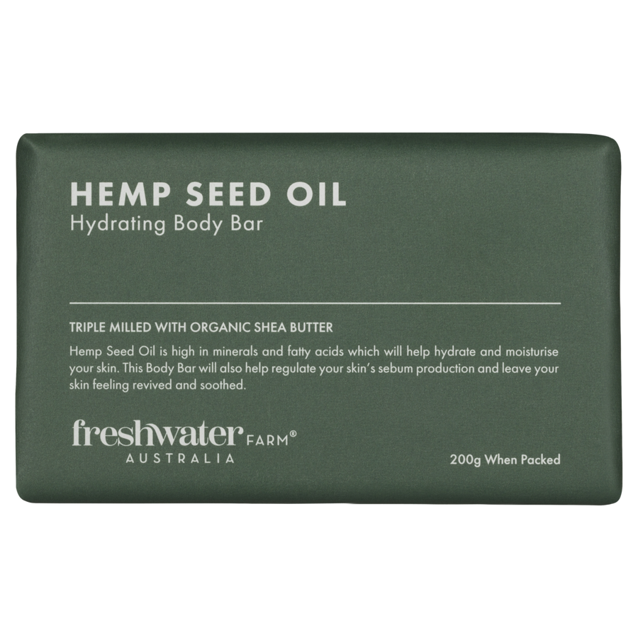 Soap - Hydrating Hemp Seed Oil