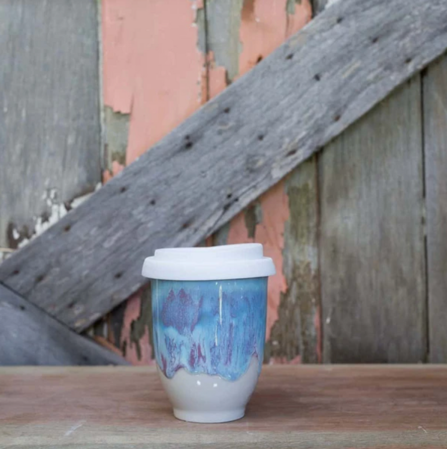 Ceramic Keep Cup - Angelic