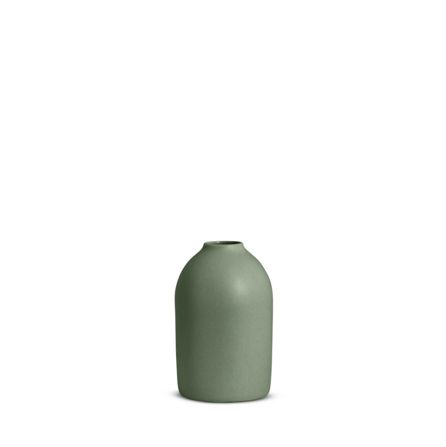 Cocoon Vase - Moss Small