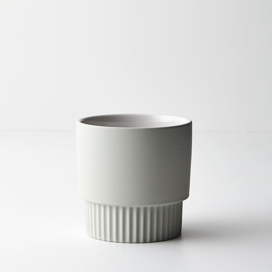 Culotta Pot - Light Grey