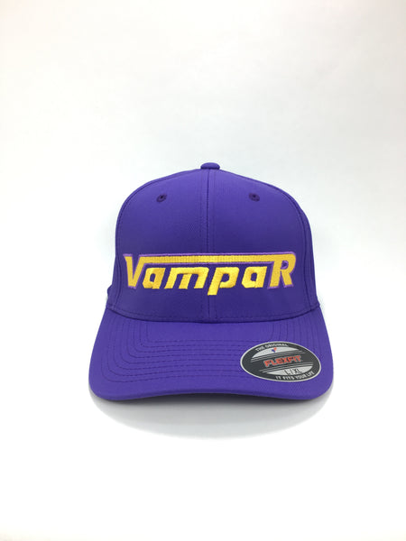 Vampar Embroidered Logo Flex-Fits
