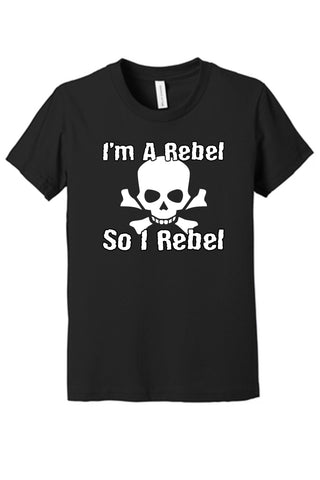 Rebel Mens T-Shirt