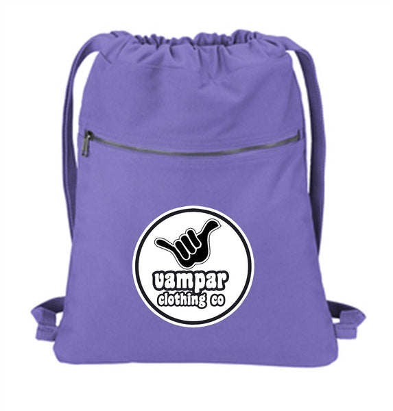 Shaka Beach Washed Cinch Packs