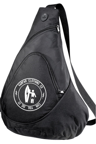 Honeycomb Sling Pack