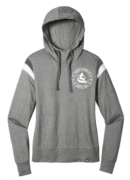 Surfer Gurl 3 Hooded Shirts