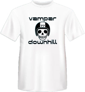 Downhill Life Mens T-Shirt