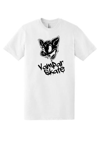 Vampar Skate Piggy Youth T-Shirt
