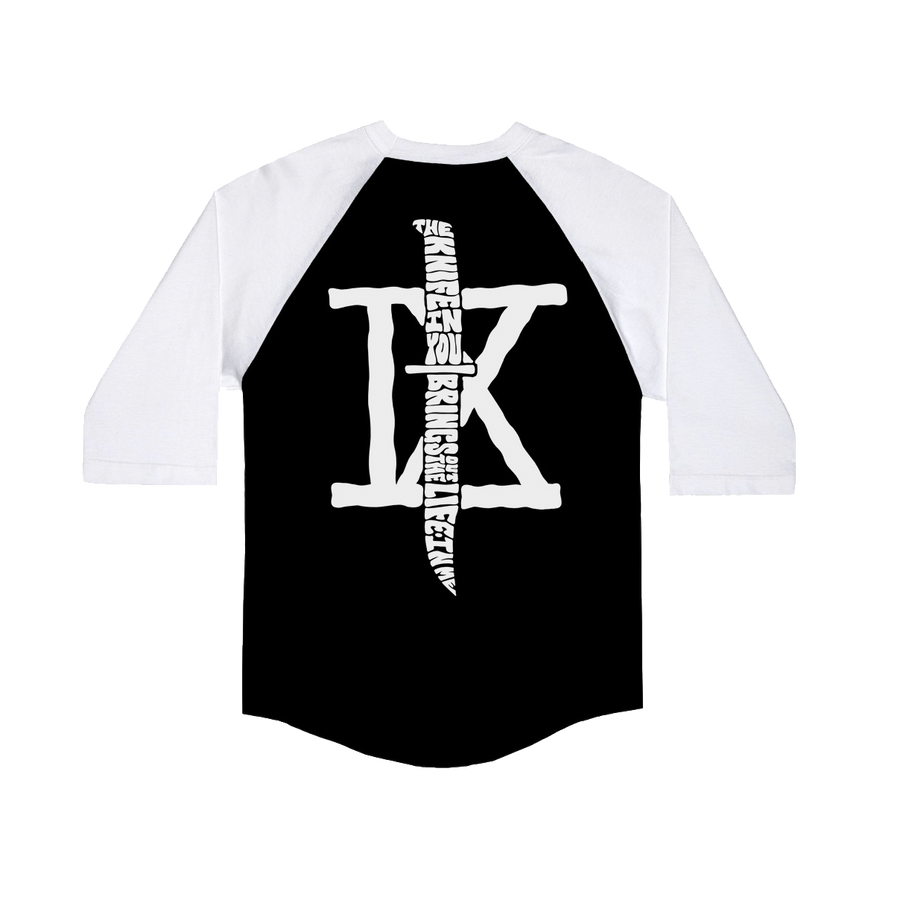 The Knife In Me Raglan