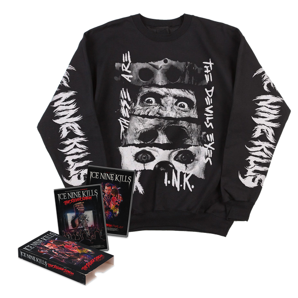 The Devils Eyes Crewneck Package