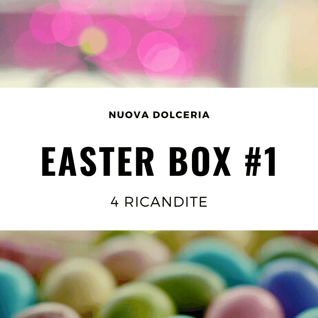 Easter Box MINI: 4 Ricandite