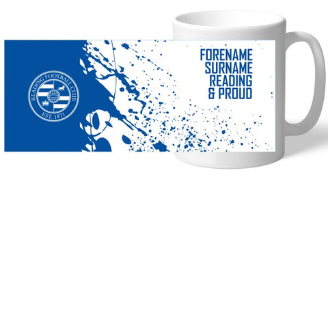 Reading FC Proud Mug