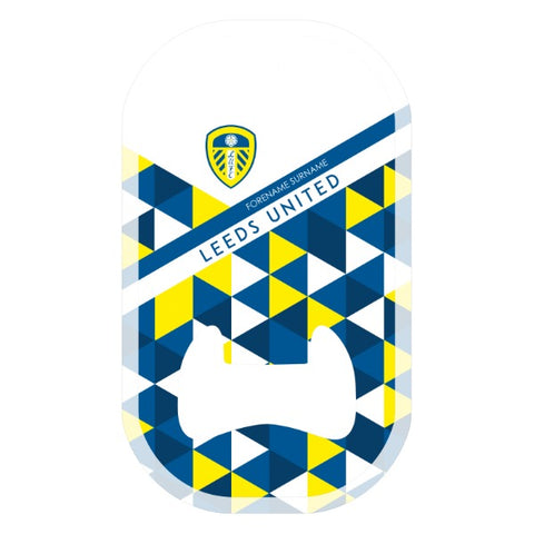 Leeds United FC Patterned Compact Bottle Opener