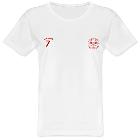 Brentford FC Ladies Sports T-Shirt