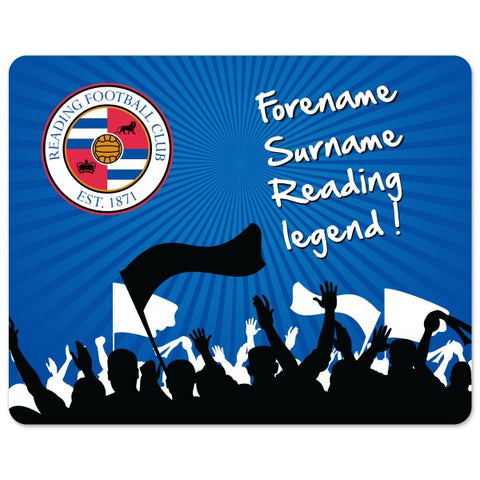 Reading FC Legend Mouse Mat