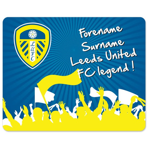 Leeds United FC Legend Mouse Mat
