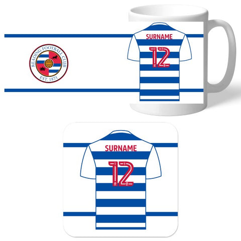 Reading FC Shirt Mug & Coaster Set