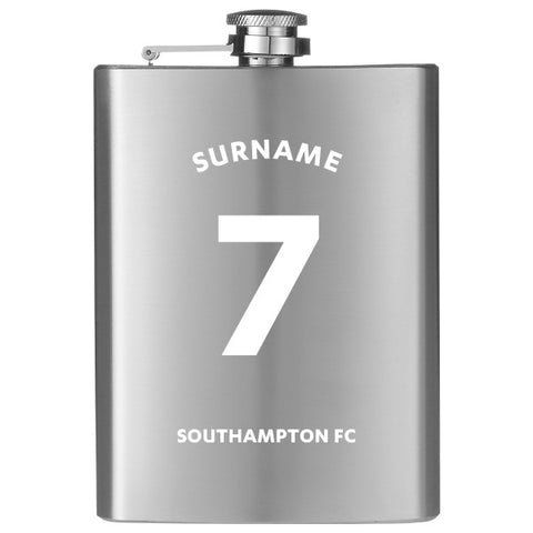 Southampton FC Shirt Hip Flask