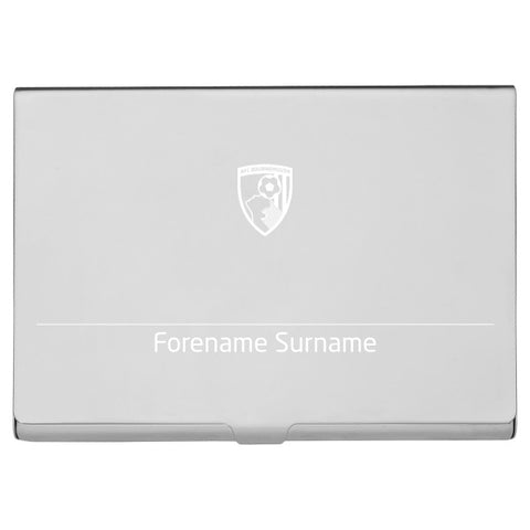 AFC Bournemouth Executive Business Card Holder