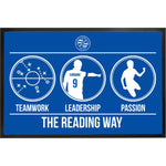 Reading FC Way Door Mat