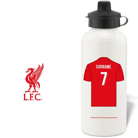 Liverpool FC Aluminium Water Bottle