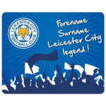 Leicester City FC Legend Mouse Mat