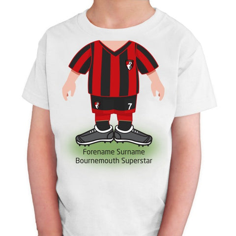 AFC Bournemouth Kids Use Your Head T-Shirt