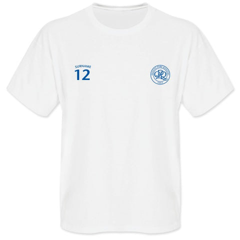 Queens Park Rangers FC Mens Sports T-Shirt