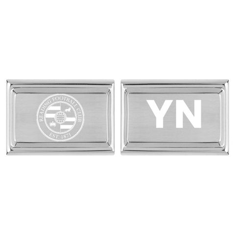 Reading FC Crest Cufflinks