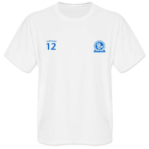 Blackburn Rovers FC Mens Sports T-Shirt