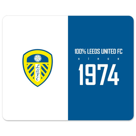 Leeds United FC 100 Percent Mouse Mat