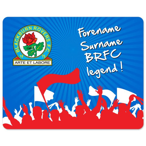 Blackburn Rovers FC Legend Mouse Mat
