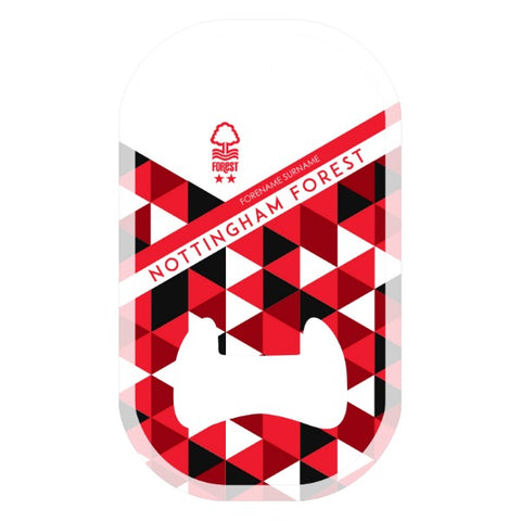 Nottingham Forest FC Patterned Compact Bottle Opener