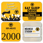 Wolves Coasters