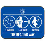 Reading FC Way Rear Car Mat