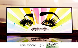 Let's Talk About Eyelashes with Susie Moore