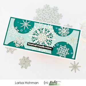 NEW Slim Line Cards with Larisa