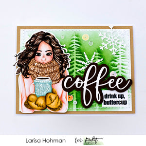 Drink Up: Coffee with Larisa